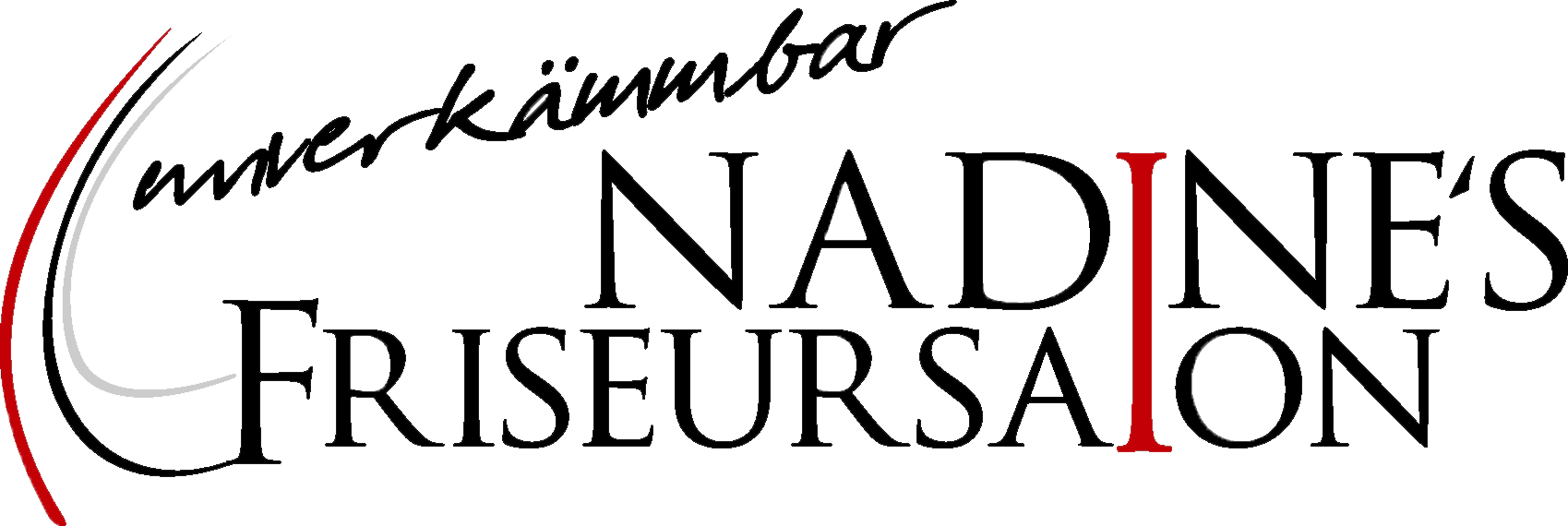 Logo Nadines Friseurladen